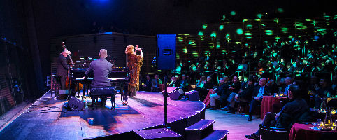 CHARLES BUSCH: THE LADY AT THE MIC at Lincoln Center's American Songbook 2016